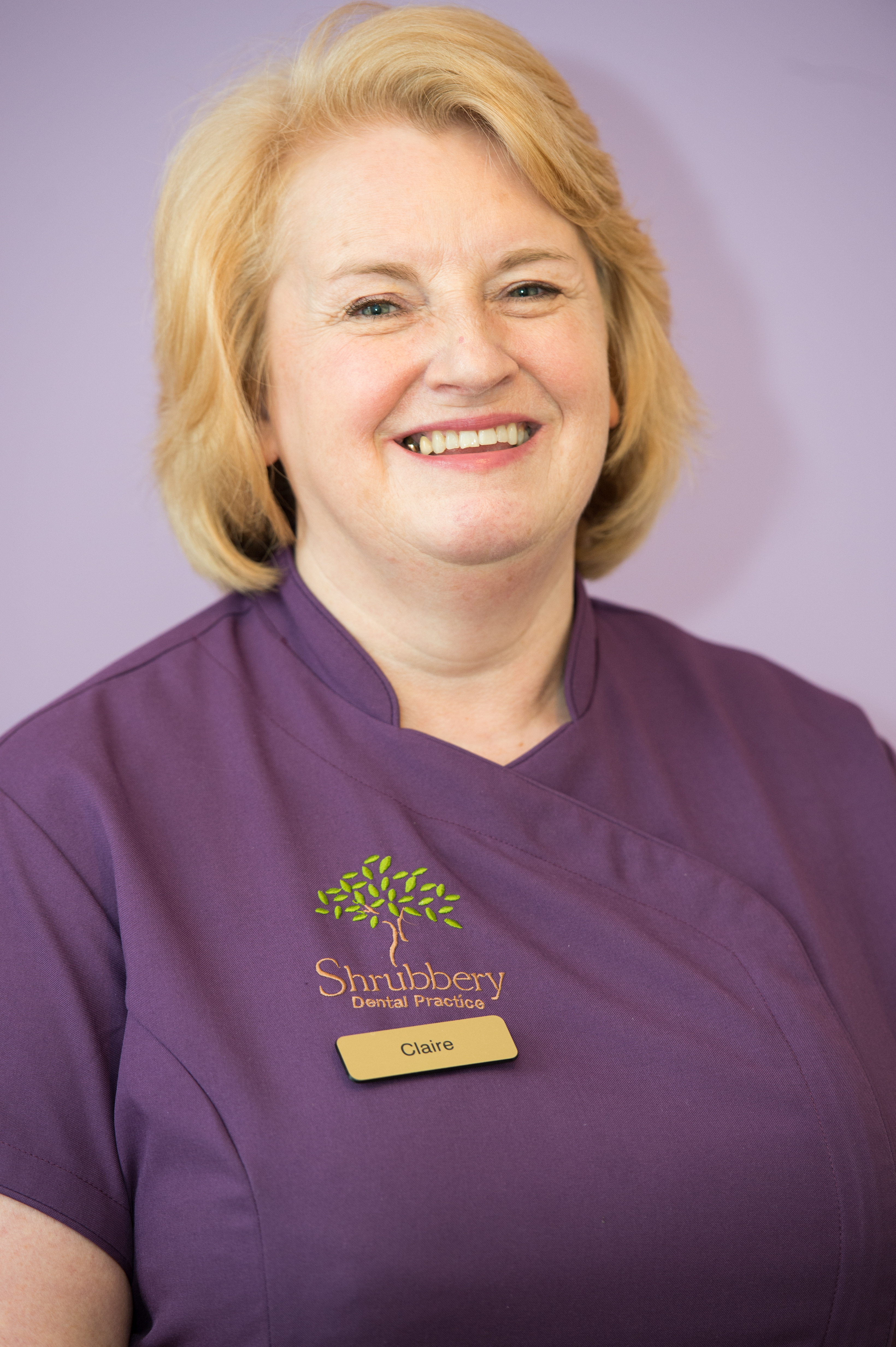 Claire Joined The Shrubbery Dental Practice In 2012 After Working In Retail For Many Years And Is Now A Dedicated Member Of Our Team